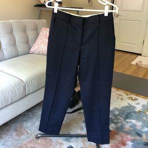 Everlane Wool Flannel Crop Pant